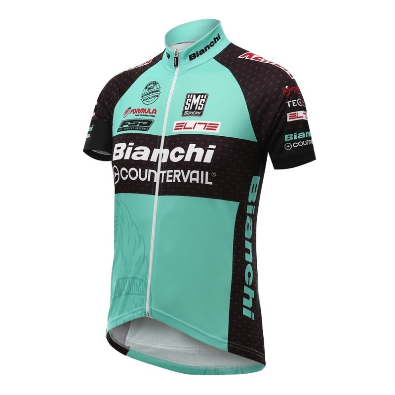 Bianchi Countervail Team Clothing